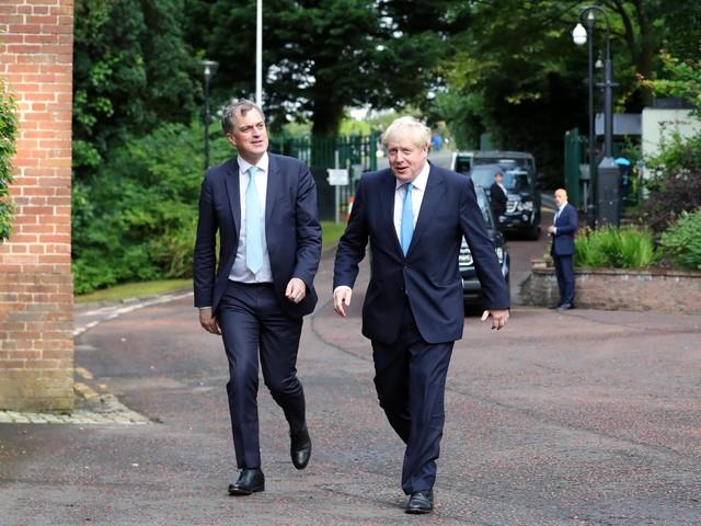What did Boris's grand tour of the UK achieve?