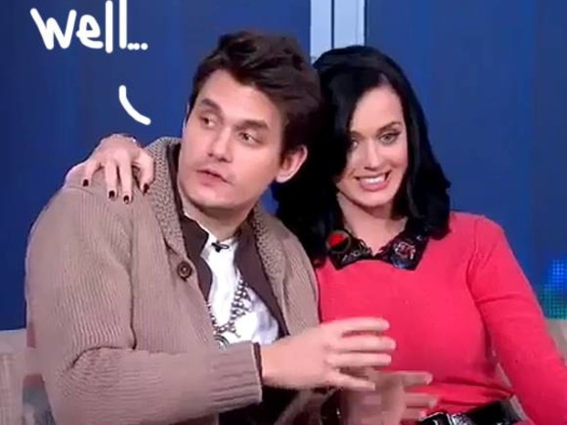 John Mayer Is Mostly Speechless At Being Ranked Katy Perry's Best Lover — Quote Of The Day!
