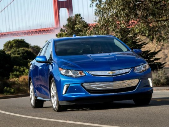 GM to Idle Volt Production