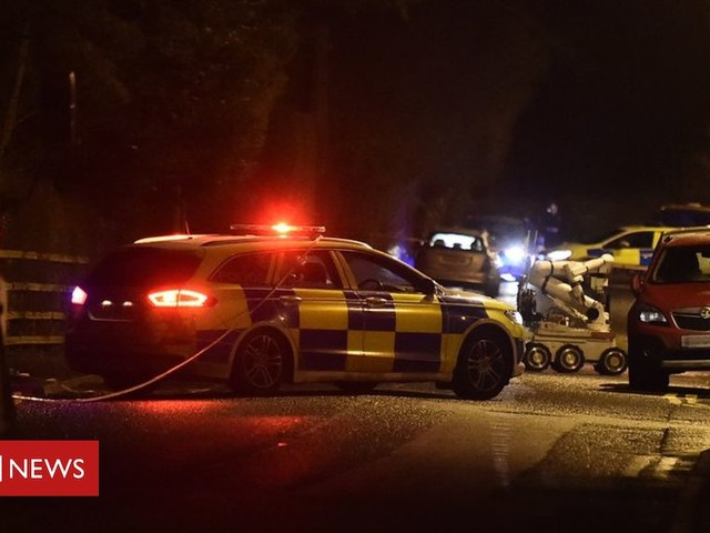 Crumlin alert: Driver 'travelled 14 miles with bomb on car'