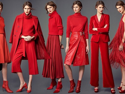 You should wear red on Christmas day