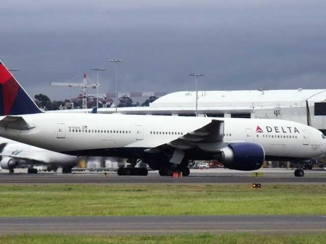 Delta Airlines to Retire 777 Fleet by Year's End