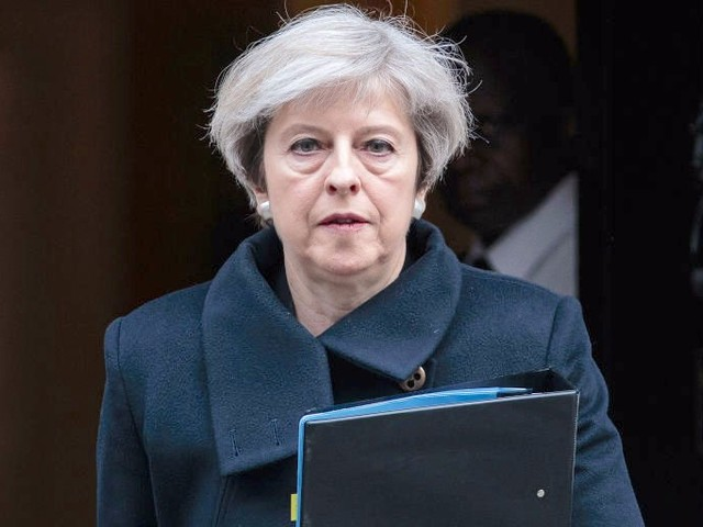 Theresa May's Brexit timetable thrown into chaos as Tory civil war deepens