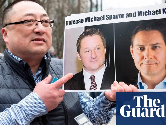 Canadians detained in China accused of espionage