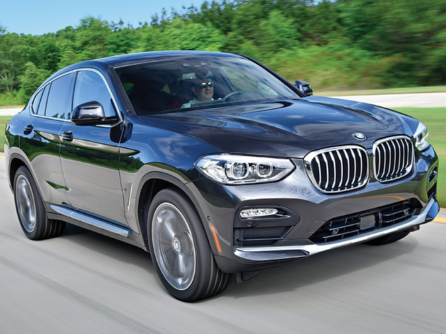 Review: 2018 BMW X4 review, test drive