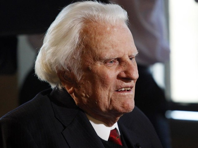 'A very special man': Pres. Trump, others react to Rev. Billy Graham's death