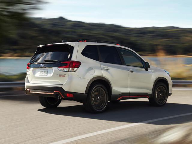 Subaru Forester 2019 Review Motors Anygator Com