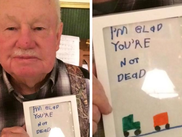 20+ Times Kids' Brutally Honest Greeting Cards Made Adults Die From Laughter