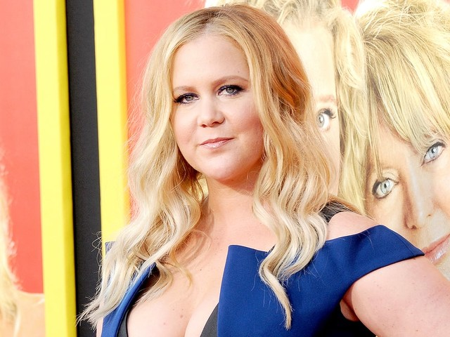 Amy Schumer Is the Only Woman on Forbes' Highest-Paid Comedians List 2017