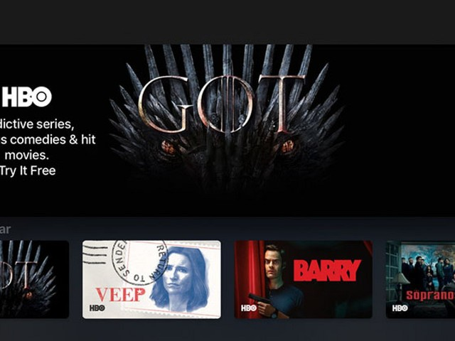 HBO Added to 'Apple TV Channels' in Latest iOS 12.3 and tvOS 12.3 Betas