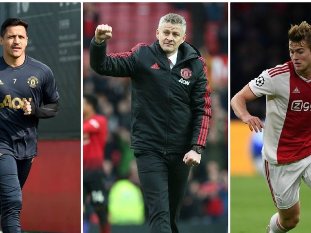 Manchester United transfer news RECAP Lingard in VAR controversy for England plus Harry Maguire and Matthijs De Ligt latest