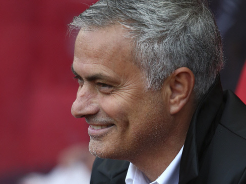 Mourinho confidence undimmed by Stoke road bump
