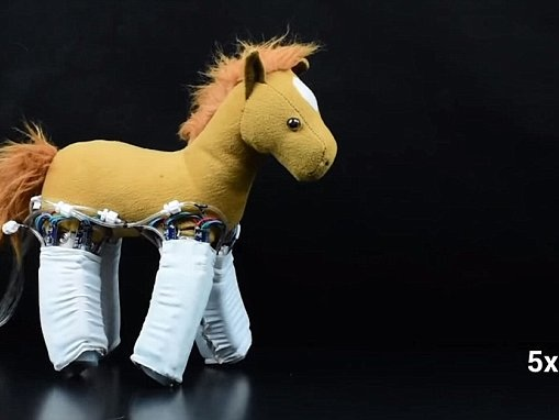 The 'robo-skin' that can bring toys to life and turn anything into a robot