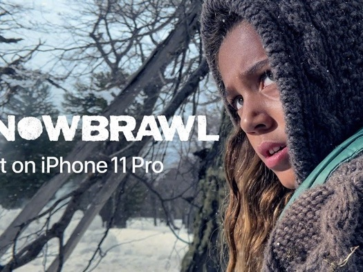 Apple shows off iPhone 11 Pro camera with new Snowbrawl video