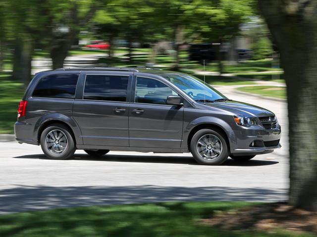 2018 Dodge Grand Caravan in Depth: Clearance-Rack Stalwart