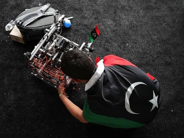 How Trump's Travel Ban Hobbled a Libyan High School Robotics Team