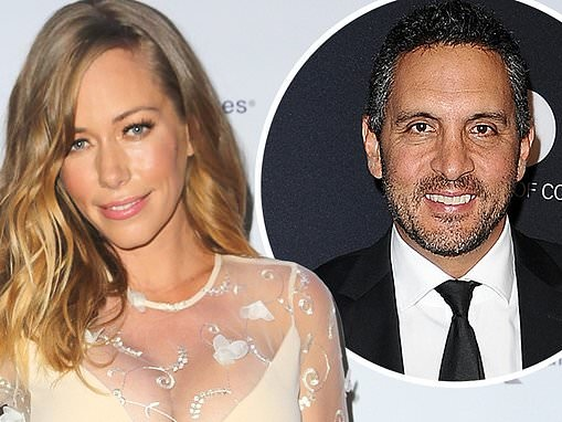 Kendra Wilkinson has been hired as a real estate agent by Kyle Richards' husband Mauricio Umansky