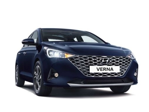2020 Hyundai Verna Launched As India's First Connected Mid-Size Sedan