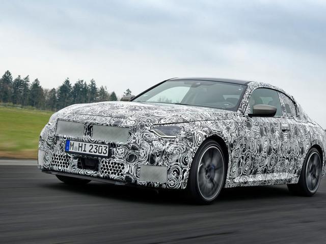 New 2022 BMW 2 Series Coupé to make debut at Goodwood