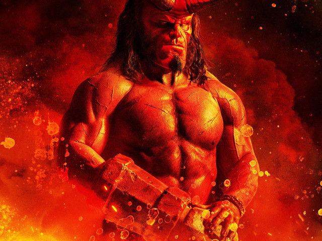 Hellboy new posters answer the darkness