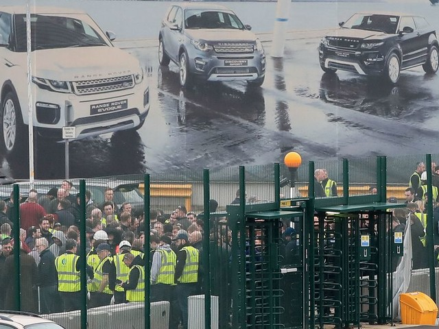 LIVE: Jaguar Land Rover to axe 4,500 jobs - how will Halewood be affected?