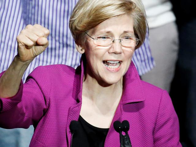 Elizabeth Warren Endorses Tom Perriello In Virginia Governor's Race