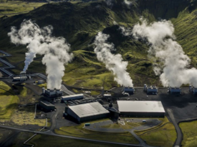 This Incredible Power Plant Produces Nothing But Electricity And Stone