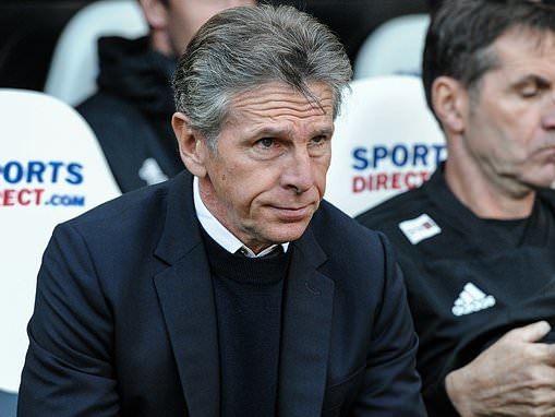 Leicester boss Claude Puel feeling relaxed under pressure