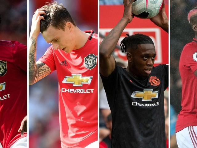 Martial, Wan-Bissaka, Pogba, Wan-Bissaka, Lindelof - Latest Manchester United injury news and expected return dates