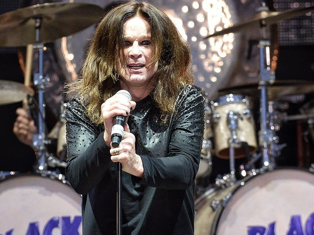 Black Sabbath rocker Ozzy Osbourne 'on the mend' following horror fall
