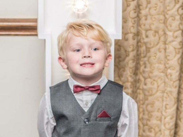 Desperate race to raise £500k to help little boy given just a year to live