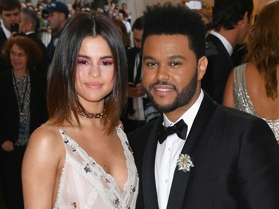 Laughing Lovers! Selena Gomez And The Weeknd Go On Comedy Date