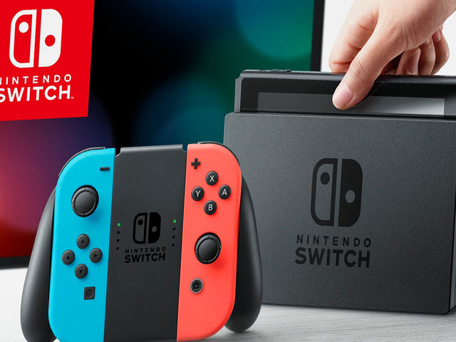 Best Nintendo Switch Black Friday deals 2017 – Switch bundles, 3DS consoles and games sales