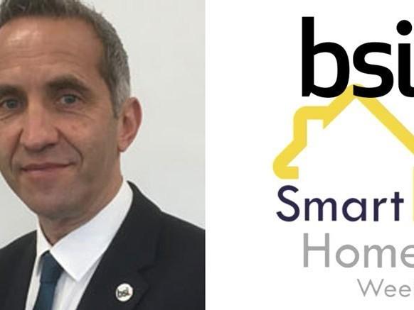 Smart Home Week 2019 – Interview #4 David Mudd from BSI