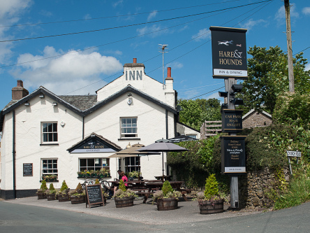 Review: Hare and Hounds, Levens, Kendal