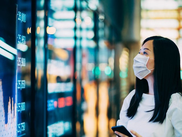 A majority of financial services companies plan to double-down on AI and other high-tech tools that have helped the industry thrive during the coronavirus crisis, according to a new study