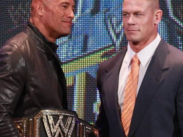 John Cena and Dwayne Johnson: Why Wrestlers Make the Best Celebrities