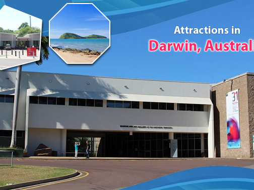 5 Of the Most Popular Attractions in Darwin, Australia