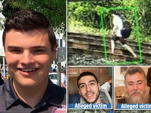 Cops fear fugitive 'machete maniac' student Peter Manfredonia may have hijacked a car and fled PA for New Jersey