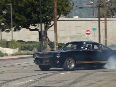 Original 1966 Shelby GT350 Hertz Was Taken Racing, Still Has the Street Kicks