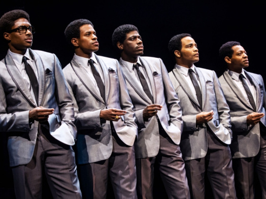 Broadway Review: 'Ain't Too Proud'