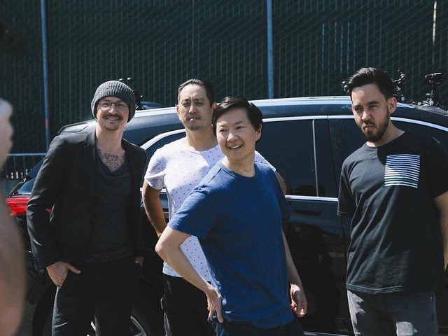 Linkin Park Filmed 'Carpool Karaoke' Just Days Before Chester Bennington's Death