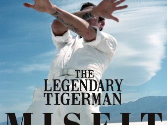 The Legendary Tigerman: Misfit – video exclusive and live dates