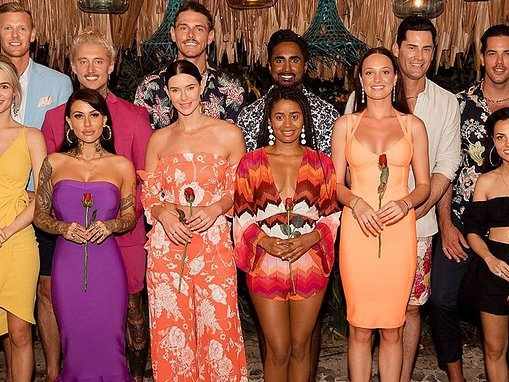 Bachelor in Paradise's Niranga Amarasinghe appears to take a swipe at the show's lack of diversity
