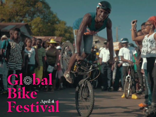 2020 Global Bike Festival | Live Performances by Ben Weaver, Filmed by Bike Film Festival, Global Hangout & Chat,