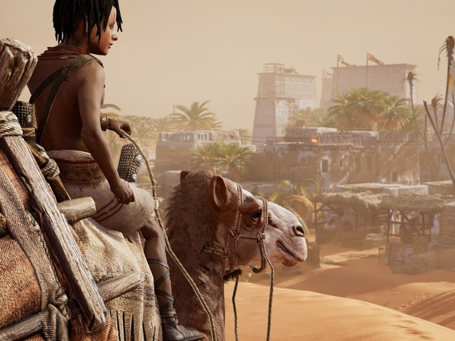 Ancient history shines in Assassin's Creed's new Discovery Tour - but it's the gaps that are truly thrilling