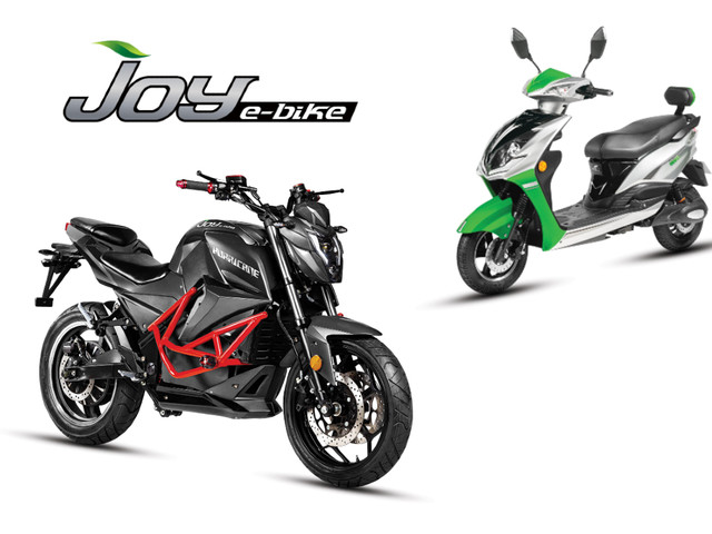 Branded Content: Joy E-bike - On a high growth path