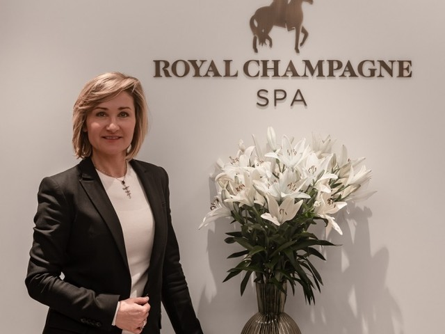 Pierzak takes up spa director role with Royal Champagne Hotel