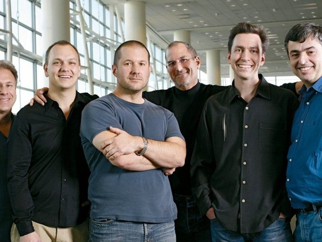 'Where are they now?' Here's what happened to Apple's famous leadership team that launched the first iPhone in 2007 (AAPL)