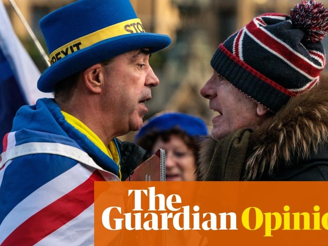Only Labour will give the people a final say on Brexit | Jeremy Corbyn